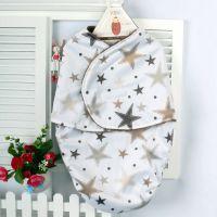 婴儿襁褓秋冬 襁褓婴儿睡袋 双层襁褓包巾毯子 swaddle blanket