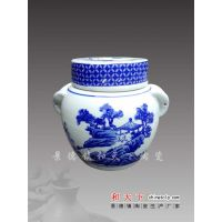 和艺陶瓷酱菜缸 供应四川泡菜坛 厂家定做个种规格肉燥坛