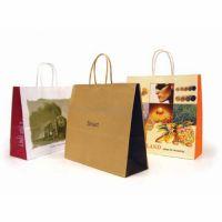 【专业订做】加工各种经典时尚纸袋 优质高档彩色手提袋 礼品袋