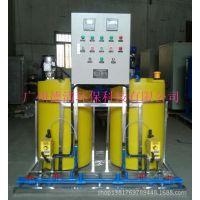 德通JYL-2/2循环水处理加药装置,双桶双泵加药装置