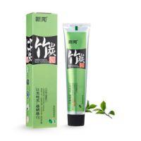 竹炭黑牙膏(100g 清新绿茶)