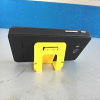 上海模具厂迷你创意通用折叠手机支架模具开发 注塑加1.1万