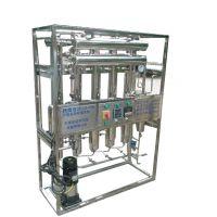 北京注射用水多效蒸馏水机500L生产厂家