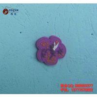 供应杭州服装辅料厂家 订做PVC商标 定制硅胶商标