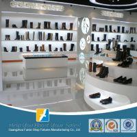 供应新款鞋子展柜 凉鞋展示架设计 高端鞋子展览柜制作 商场鞋子专柜