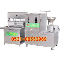 山东泰安哪里有卖豆腐机器的?大豆腐机器多少钱?卤水豆腐机器,石膏豆腐机器