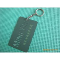 供应各种PVC卡钥匙扣 PVC卡通钥匙机扣(图