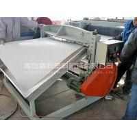 青岛精科公司研发生产PE复合塑料板材生产线