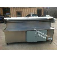 上海哪有销售环保无烟的木炭烧烤箱不锈钢带炉子的无烟烤炉13776888070