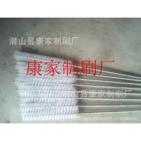 供应尼龙丝钢丝磨料丝管道刷,耐磨耐高温管道清洗刷洗瓶刷试管刷