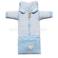 晶菁莲超大 超长纯棉睡袋 婴儿睡袋 宝宝睡袋儿童睡袋 防踢被