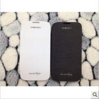 三星i9500手机后盖皮套Galaxy S4手机保护套i9508手机壳仿原外壳