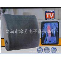 TV购物 汽车按摩靠垫 保健护腰腰垫 腰靠 按摩垫 MASSAGE PRO