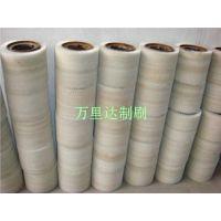 供应酸洗板毛刷辊 钢板酸洗毛刷辊 钢板除锈毛刷辊 工业毛刷辊