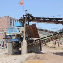 科帆推荐时产30吨石子制砂机小型石子打沙机价格优惠看得见
