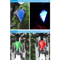 宝石自行车尾灯|激光自行车尾灯|自行车尾灯