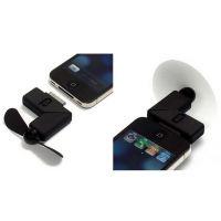 iphone 4 专用风扇 外接电风扇 迷你小风扇 苹果手机