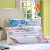 厂家直销 炫彩决明子枕芯 彩色单人枕头 保健护颈枕 养生枕头