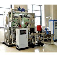 YMWX箱式无负压管网叠压供水设备