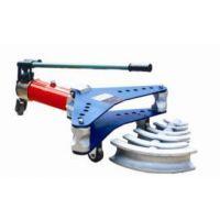 2寸液压弯管器 圆管镀锌管水管碳钢管折弯 手动弯曲机安源直销