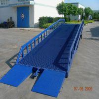 太原装卸平台 移动式登车桥 集装箱装卸货平台