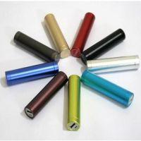 厂家批发 免焊圆管移动电源套料 装配简易外贸专款充电宝套件