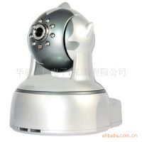 1022-540W/ 无线WIFI网络远程监控红外摄像机IP Camera 云台 对讲