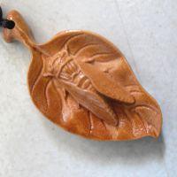 厂家加工定做 桃木浮雕工艺一夜成名挂件 木质浮雕钥匙扣LYTB-002