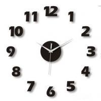 批发 亚克力钟表创意挂钟DIY钟表