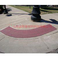 彩色沥青压花地坪-新型绿色环保材料