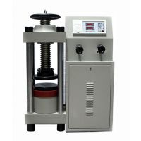 YES-2000砖墙体砌块压力试验机,粉煤灰砖墙体砌块压力试验机,型煤压力机
