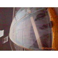 6mm+1.52pvb+6mm双曲面钢化玻璃