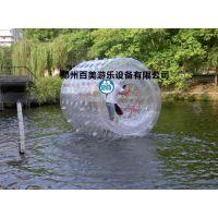 优质安全水上滚筒漫步球生产批发,郑州专业生产水上充气玩具厂家