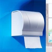太空铝厕所纸巾架浴室防水厕纸盒卫生间卫生纸盒厕纸架手纸盒