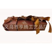 三尺寸套装盒蝴蝶结礼物盒手镯纸盒包装盒礼品盒纸质首饰盒来定做