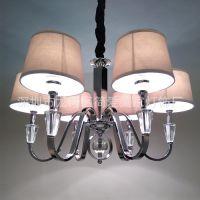 批发后现代简约水晶吊灯新款客厅餐厅卧室灯酒店样板间设计师灯具