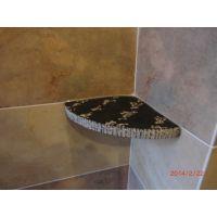 创意潮品卫浴室装饰挂件工艺品家居装饰品古典中式碑文层板