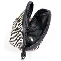 PU皮小巧型化妆包 豹纹迷你化妆包 便携式化妆包