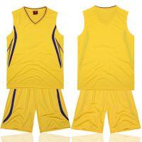 可印号 篮球服套装定制DIY运动服球衣队服批发定做  舒适透气男