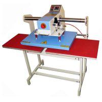 供应DS-7C全自动气动双工位烫画机 平板烫画机 热烫印机 热转印机