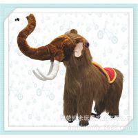 东莞诸葛马供应商 儿童玩具厂家 健身玩具批发 猛犸象(长毛象)