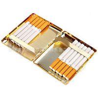 生产各类金属材质烟盒 皮具礼品 烟酒礼品盒 高档促销礼品可定做