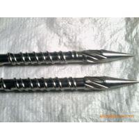 厂家专业销售塑机螺杆、料管组、炮筒、质量保修壹年及注塑机维修