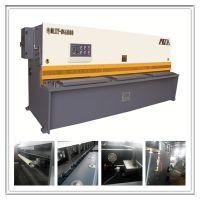 供应液压摆式剪板机 QC12Y-4×4000 剪板折弯之乡 老牌工厂 品质保证 剪板设备