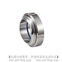 广州方联供应不锈钢活接头 304圆螺纹组件 不锈钢管件