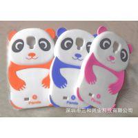 2014年新款 功夫熊猫手机保护套 三星i9500手机套