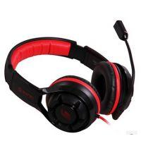 供应Senic/声丽 G4 史前鳄 头戴式USB电脑游戏耳麦 7.1 CF耳机