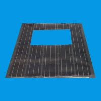 300w单晶太阳能柔性电动车充电器 半柔性太阳能电池板充电器