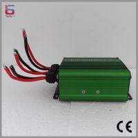 新款SLE4系列  12/24V 0A自动识别 太阳能系统高效充 放电控制器
