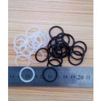 YF0525食品级硅胶o型圈线径1mm橡胶密封圈